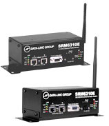 900 MHz and 2.4 GHz wireless Ethernet stand-alone modems